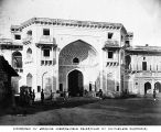 Old palace used as a jail, Ahmadabad, India, n.d.