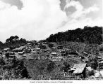 Memba village, Gelling, Siang Frontier Division, India, ca. 1954