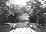 Burial site,  Ming Tombs and Sacred Way, ca. 1931