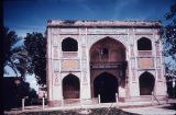 Gateway to Jahangir's tomb in Lahore, Punjab, Pakistan, ca. 1628 A.D.