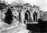 Gate, Delhi, India, ca. 1906