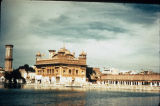 Golden Temple in Amritsar, Punjab, India, ca. 18th century A.D.