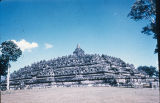 Borobudur Stupa, Central Java, Indonesia, ca. 8th century A.D.