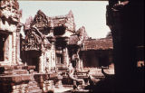 Banteay Samre temple in Angkor, Cambodia, ca. 12th century A.D.