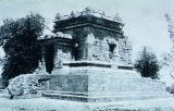 Candi Badut, Malang, East Java, Indonesia, ca. 7th-8th century A.D.