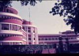 All India Radio building, New Delhi, India