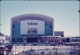 """Kiran"" movie theater, Chandigarh, India"