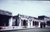 Main building in Lahore Fort, Punjab Pakistan, ca. 16th-17th centuries A.D.