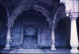 Shah Burj fountain, at the Red Fort, Delhi, India, ca. 17th century A.D.