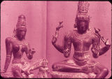 Bronze sculpture, Chola Dynasty, ca. 12-13th century A.D.