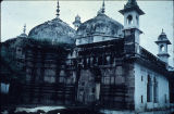 Gyanvapi Mosque and Kashi Vishwanatha Temple, Varanasi (Benares), Uttar Pradesh, India