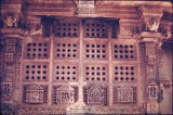 Carved screens from Sasbahu Temple at the Gwalior Fort, Madhya Pradesh, India, ca. 11th century...