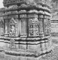 "Southern side of temple ""K"" at the Gaumukha Tirthasthala, Chittorgadh, Rajasthan, India,..."