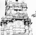 Eastern facade on the second, third and fourth stories of Kumbha's Kirttistambhin, Chittorgadh,...