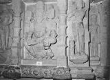 Image of Harihara Pitamaha with attendants in the second floor interior of Kumbha's...