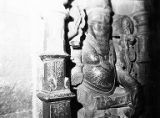 Image of Viranchi, the Creator, in the third floor interior of Kumbha's Kirttistambhin,...