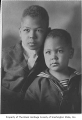 George and Charles Wright, Seattle, ca. 1922