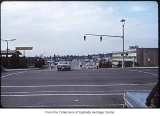 NE 4th & 108th Looking West, Bellevue, ca. 1969