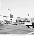Bellevue Way at NE 8th Street, Bellevue, ca. 1985