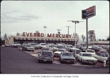 Evered Mercury, Bellevue, ca. 1969