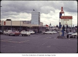 Albertson's on NE 8th Street, Bellevue, ca. 1969