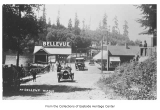 Bellevue ferry dock, Bellevue, ca. 1910
