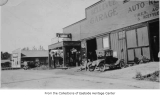 Bellevue Garage, Bellevue, ca. 1925