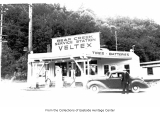 Bear Creek Service Station, Redmond, July 14, 1946