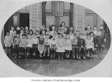 Bellevue Grade School second and third grades, Bellevue, 1922