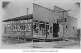Bellevue Garage, Bellevue, ca. 1915