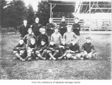 Central School football team, Kirkland, ca. 1913