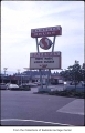 Sign for Bartell Drugs and Safeway, Bellevue, 1969