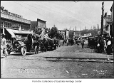 Independence Day parade, Redmond, July 4, 1911