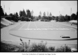 Bellevue High School football field, Bellevue, 1991