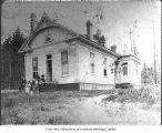 Albert S. Burrows house, Bellevue, ca. 1895