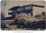 Hook residence, Norwood Village, 1957