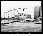 Bellevue Way and NE 4th Street, Bellevue, February 15, 1987