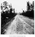 Road near Overlake Golf Course, Clyde Hill, 1916