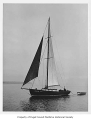 African Star, a cutter at sea, n.d.