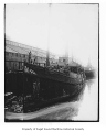 Dirigo, an ocean-going passenger steamer, docked, n.d.