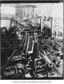 Ames Shipyard engine assembly, Seattle, n.d.