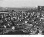 Hooverville on the Seattle waterfront, ca. 1930