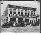 Seattle Taxi-Cab Co., Seattle, 1909