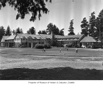 Inglewood Golf Club clubhouse, Kenmore, 1936