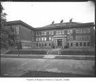 McDonald School, Seattle, 1945