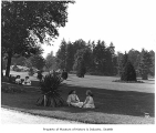 Volunteer Park, Seattle, ca. 1912