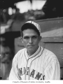 Louis Almada, Seattle Indians baseball player, Seattle, ca. 1930