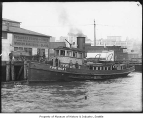 Fireboat Snoqualmie, Seattle, ca. 1900