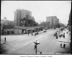 Third and Seneca, Seattle, ca. 1907