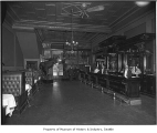 Royal Bar & Cafe interior, Seattle, ca. 1908
